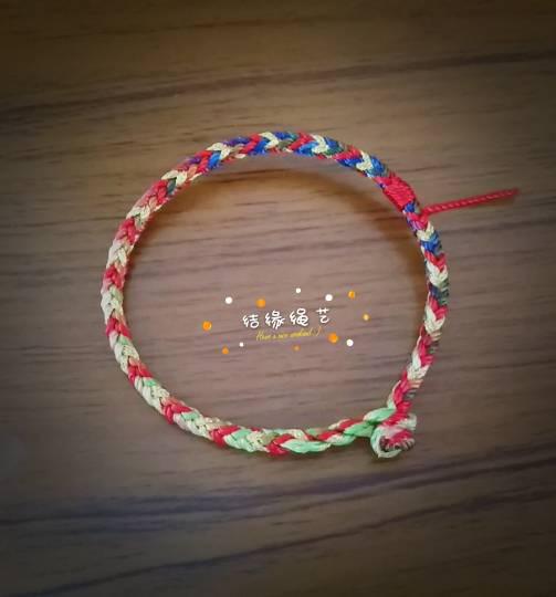 中国结论坛 五彩绳 五彩绳大人可以戴吗,五彩绳可以随意戴吗,二十四种手链编法,戴五色线的禁忌 作品展示 055430fkhk4ik1w3if37nk