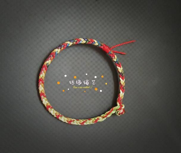 中国结论坛 五彩绳 五彩绳大人可以戴吗,五彩绳可以随意戴吗,二十四种手链编法,戴五色线的禁忌 作品展示 055430hlp9m09mf9gsumii