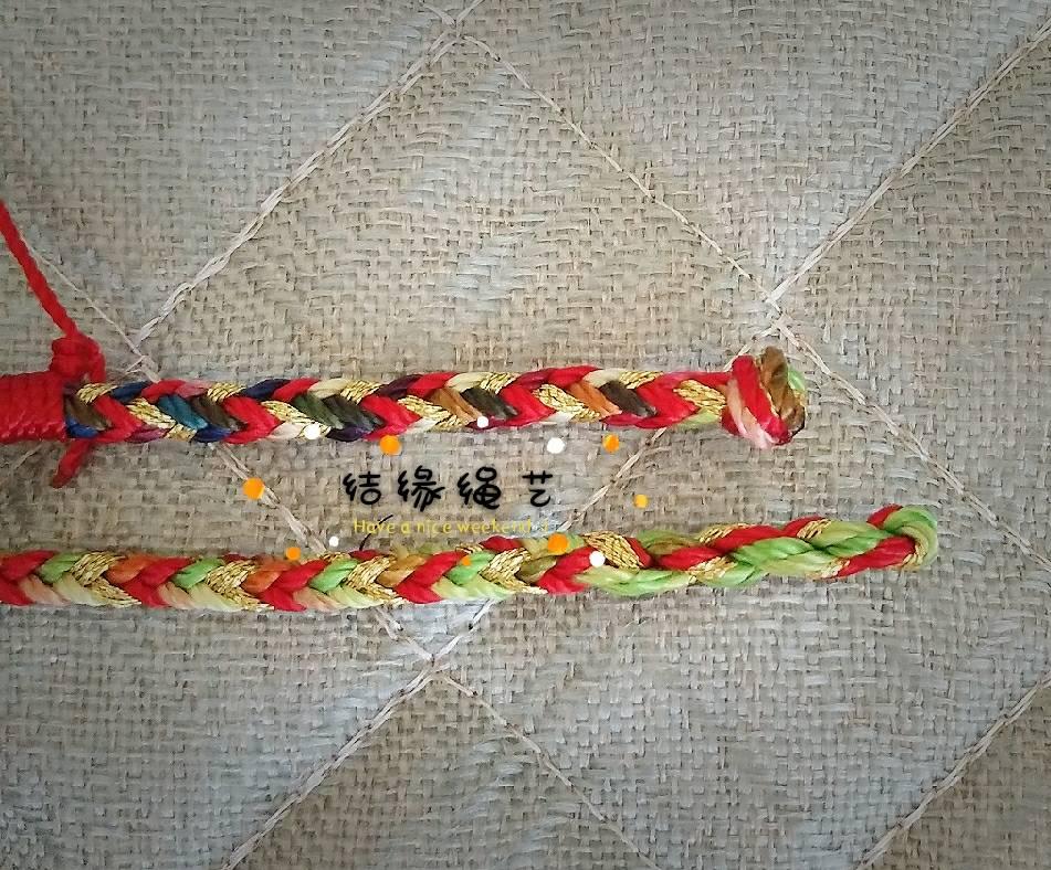 中国结论坛 五彩绳 五彩绳大人可以戴吗,五彩绳可以随意戴吗,二十四种手链编法,戴五色线的禁忌 作品展示 055431akt8lojzvqj0mr2b