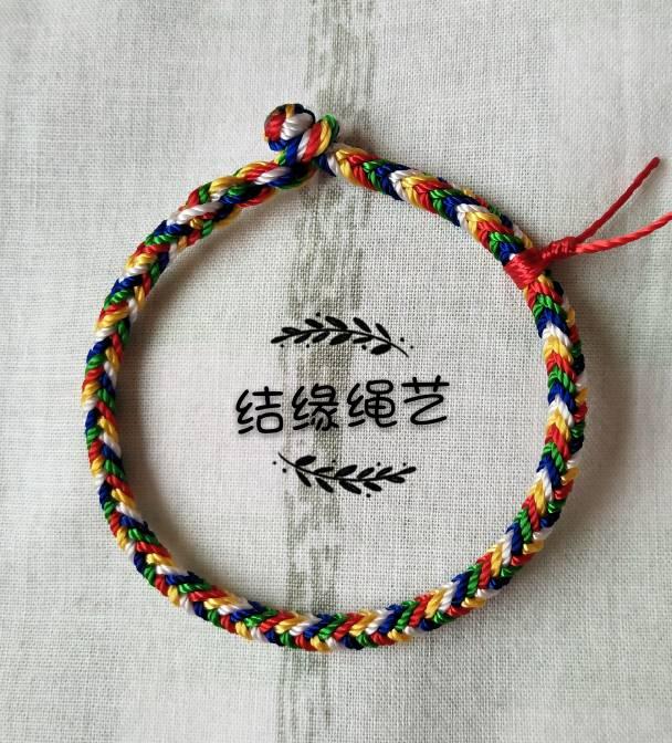 中国结论坛 五彩绳 五彩绳大人可以戴吗,五彩绳可以随意戴吗,二十四种手链编法,戴五色线的禁忌 作品展示 055433ux5mg8r5c5m8m53z