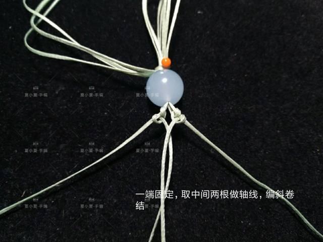 中国结论坛 单珠手绳图文教程 教程,单珠手链编织教程,一根绳子编法大全简单,单珠手绳编织 图文教程区 214900njuhkpiiah5a5kz3