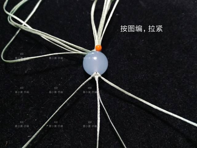 中国结论坛 单珠手绳图文教程 教程,单珠手链编织教程,一根绳子编法大全简单,单珠手绳编织 图文教程区 214900zldr43lflaryy1lp
