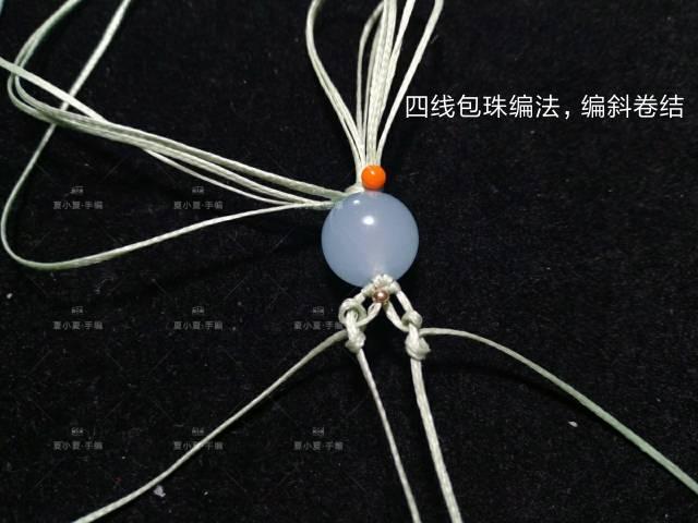 中国结论坛 单珠手绳图文教程 教程,单珠手链编织教程,一根绳子编法大全简单,单珠手绳编织 图文教程区 214901wv02ugxx7n72x0x5