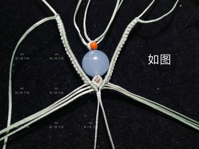 中国结论坛 单珠手绳图文教程 教程,单珠手链编织教程,一根绳子编法大全简单,单珠手绳编织 图文教程区 214906zbnpntnnduaxg1d9
