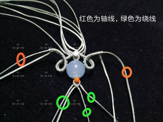 中国结论坛 单珠手绳图文教程 教程,单珠手链编织教程,一根绳子编法大全简单,单珠手绳编织 图文教程区 214909rywye7m2mezni599
