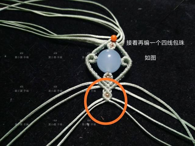 中国结论坛 单珠手绳图文教程 教程,单珠手链编织教程,一根绳子编法大全简单,单珠手绳编织 图文教程区 214912s3a5xhakxl513h1a