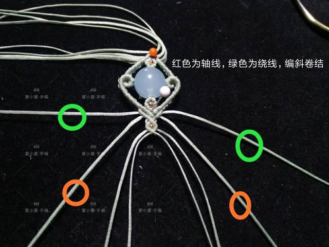 中国结论坛 单珠手绳图文教程 教程,单珠手链编织教程,一根绳子编法大全简单,单珠手绳编织 图文教程区 214913az3m66idz2bc3ab3
