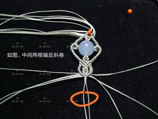 中国结论坛 单珠手绳图文教程 教程,单珠手链编织教程,一根绳子编法大全简单,单珠手绳编织 图文教程区 214915a69ovrxrv963x2mp