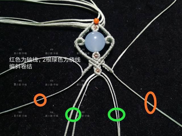 中国结论坛 单珠手绳图文教程 教程,单珠手链编织教程,一根绳子编法大全简单,单珠手绳编织 图文教程区 214915x8b2mthzhtyxywwz