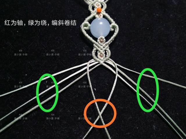 中国结论坛 单珠手绳图文教程 教程,单珠手链编织教程,一根绳子编法大全简单,单珠手绳编织 图文教程区 214916x20m062qcc0cbm6q