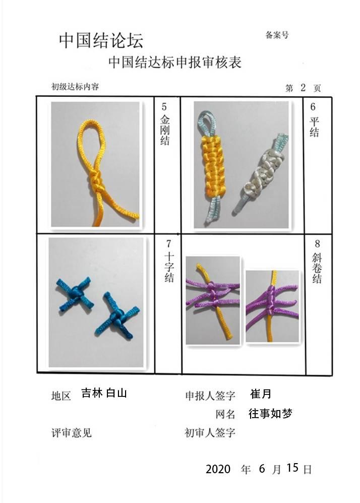 中国结论坛 往事如梦---初级达标申请稿件  中国绳结艺术分级达标审核 001222v4meb1f543kc4235