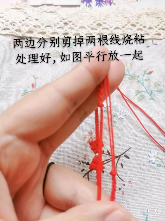 中国结论坛 蝴蝶结手链 手链,蝴蝶结,蝴蝶结手链编法,蝴蝶结手绳编法视频 图文教程区 002945l0mfmnqyl06lqvfz