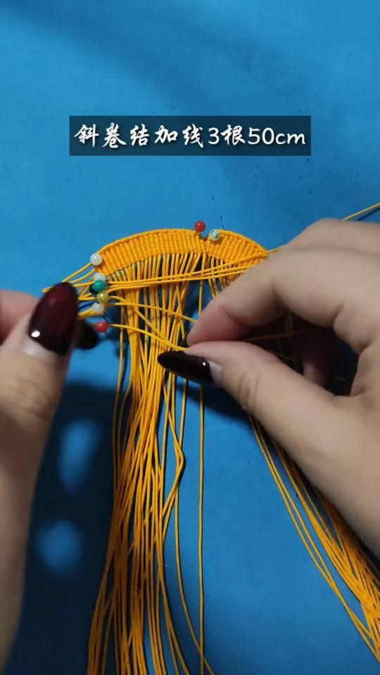 中国结论坛 银杏叶编织教程2  图文教程区 215633poou3bbbq2iekbk0