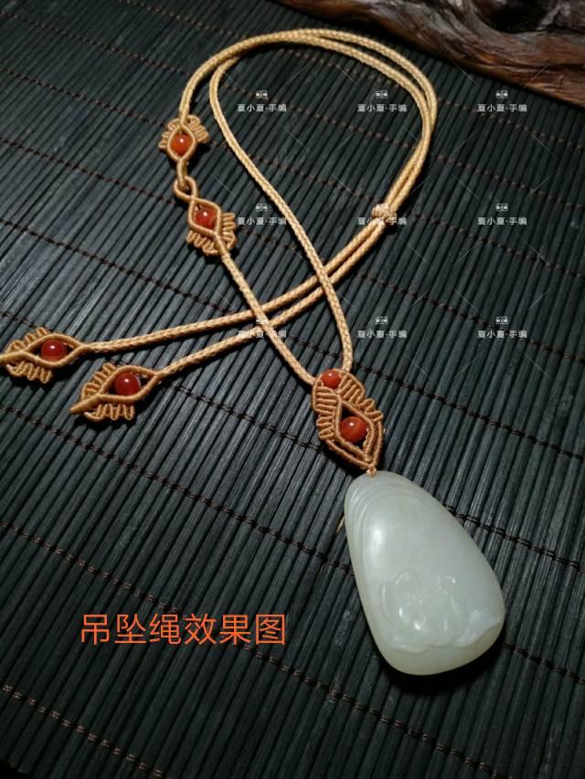 中国结论坛 吊坠绳(原创设计) 珠宝吊坠设计图片大全,翡翠吊坠设计图草图,各种把件绳的编法图,镶嵌吊坠款式图片,女生吊坠设计图 作品展示 203831u0zv3x61x6w1kzn3