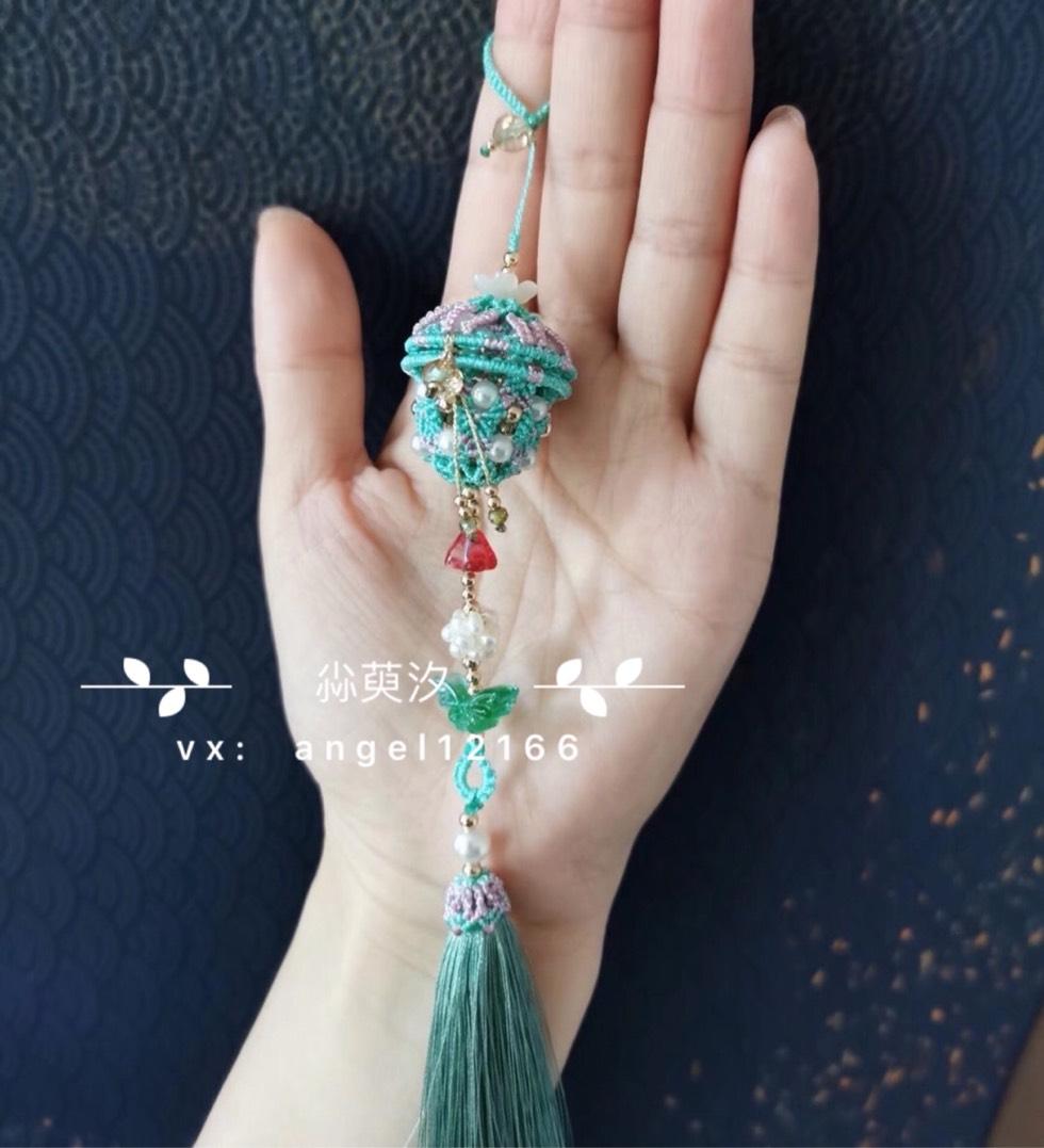 中国结论坛 迷你版小香囊 小香囊的缝制方法图解,小香囊的缝制教程,小香囊的制作方法,毛线钩小香囊图解,如何自制小香包 作品展示 163336njhgtnt8gp45t54t