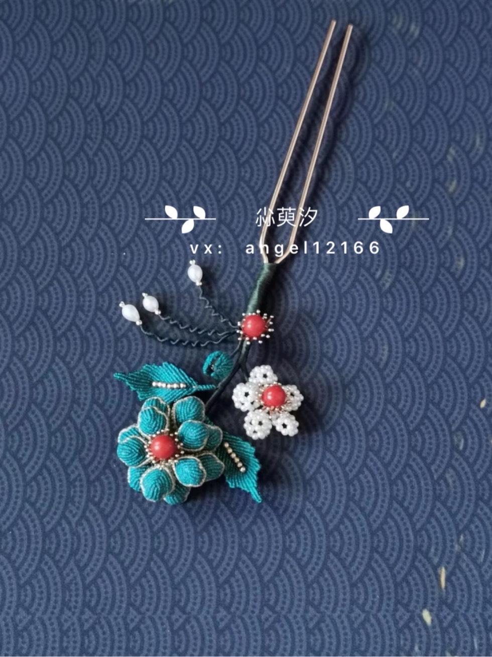 中国结论坛 仿点翠花簪系列 系列,翠花,点翠 作品展示 163816o56vvl6l3ixitcyu