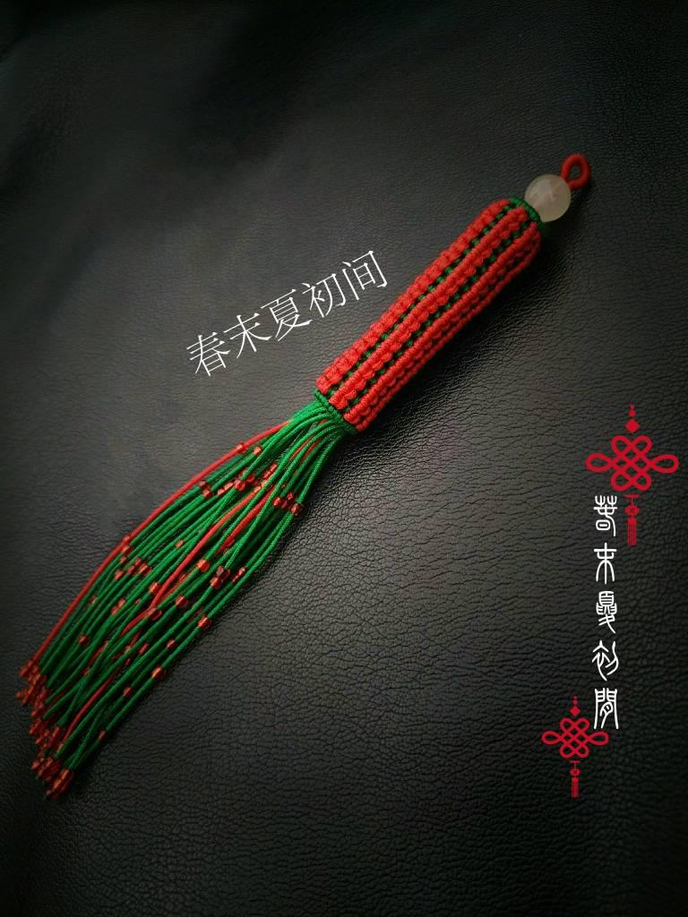 中国结论坛 《簇锦经筒》 转经筒,转经筒教程,小挂饰 图文教程区 183203s4y3tdak74ix89j8