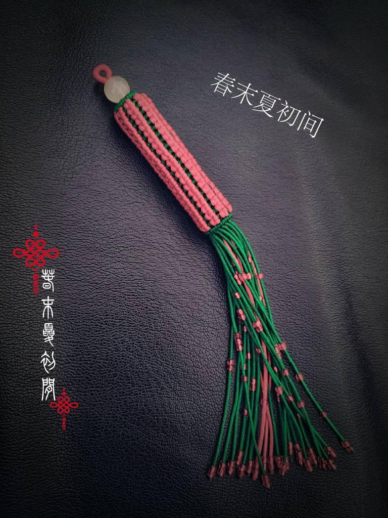 中国结论坛 《簇锦经筒》 转经筒,转经筒教程,小挂饰 图文教程区 183224m4eykyeyel7yektp