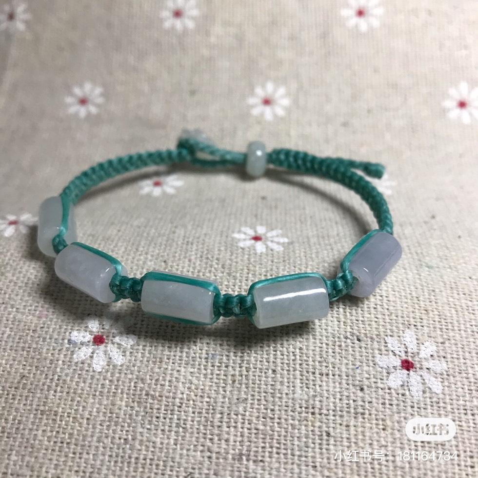 中国结论坛 翡翠桶珠手链 手链,翡翠,怎么判断玉已经戴活了,翡翠避不避邪,桶珠手链的样子 作品展示 020523itz3n91bl3g4endg