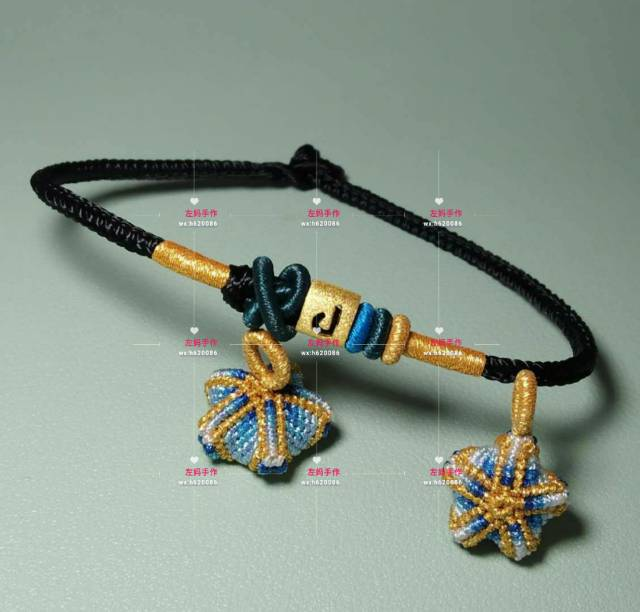 中国结论坛 幸运五角星 五角星,手链,蜡线 作品展示 132908atxsxsesqns3fh1f