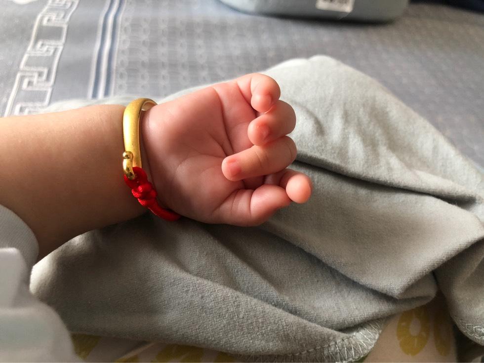 中国结论坛 宝宝半镯编绳 宝宝,宝宝手链,手镯 作品展示 144529am1r2lzfr7mamv7f
