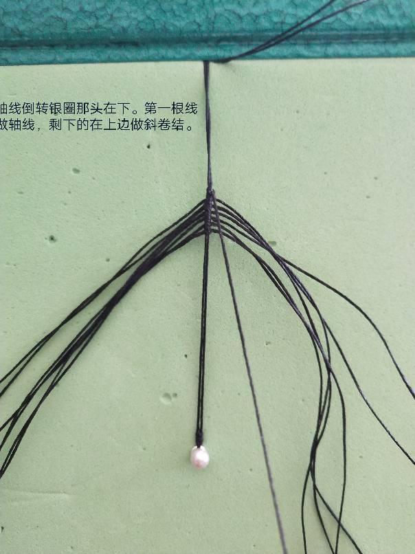 中国结论坛 小金鱼耳饰教程,随编过程。第一次做没有什么经验。实在看不懂的留言我再回答 耳饰教程,耳饰,耳环,金鱼,耳环教程 图文教程区 154027jy3a3i16ol3ax16a