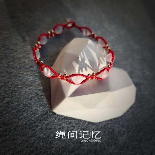 中国结论坛 简单好看消耗散珠手链 手链,佛珠收尾打结方法图解,散珠手链编织教程视频,珠子手链教程图解,靠谱的水晶散珠店铺 作品展示 085317l88qkdkzd3mm5vq1