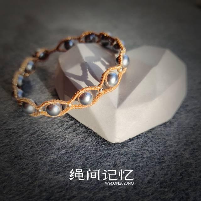 中国结论坛 简单好看消耗散珠手链 手链,佛珠收尾打结方法图解,散珠手链编织教程视频,珠子手链教程图解,靠谱的水晶散珠店铺 作品展示 085317tdyligz2r2gvvws8