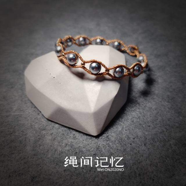 中国结论坛 简单好看消耗散珠手链 手链,佛珠收尾打结方法图解,散珠手链编织教程视频,珠子手链教程图解,靠谱的水晶散珠店铺 作品展示 085318uq1chdf64xcdcwmc