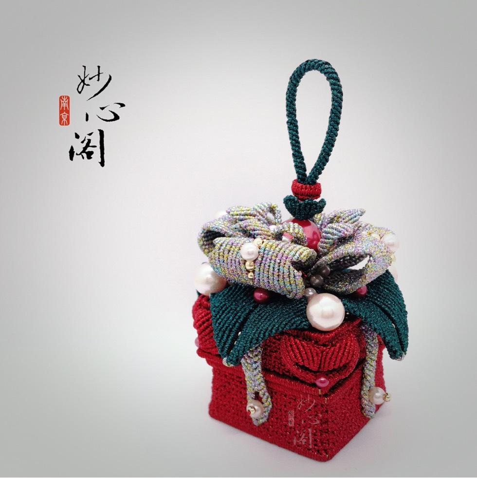 中国结论坛 礼物盒 精美小礼盒怎么做,简单手工礼盒,做一个最简单的礼物盒,礼物盒手工制作,自制可爱小礼物 作品展示 164425r5dk3ie34kd43718