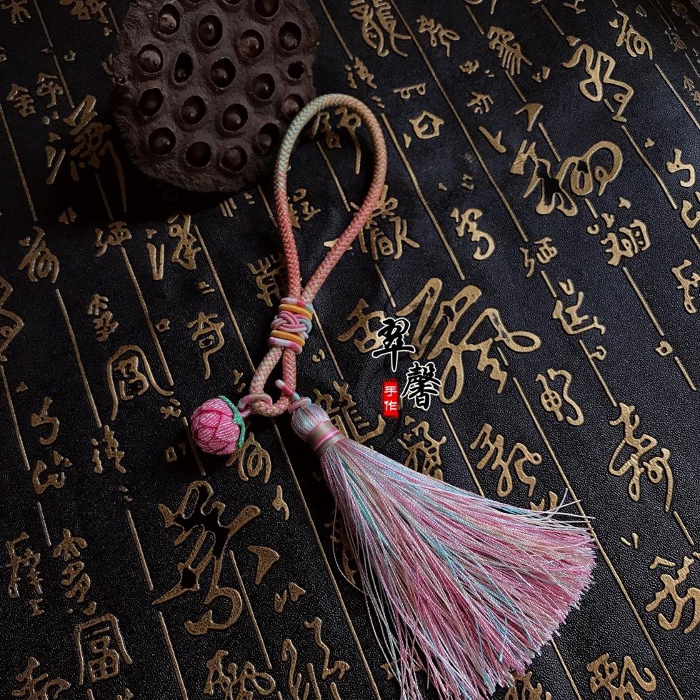 中国结论坛 挂件 挂件是什么意思,自制简单小挂饰,挂件吊坠 作品展示 185517hrubmmqqimnmht1n