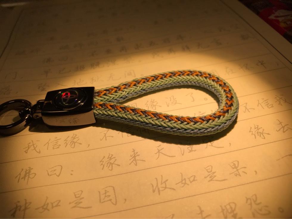 中国结论坛 蜡线钥匙扣 蜡线有什么用,手绳用蜡线还是玉线,蜡线哪种好,蜡线怎么脱蜡,蜡线包石头编织教程 作品展示 222625phewpq42yh6eeeii
