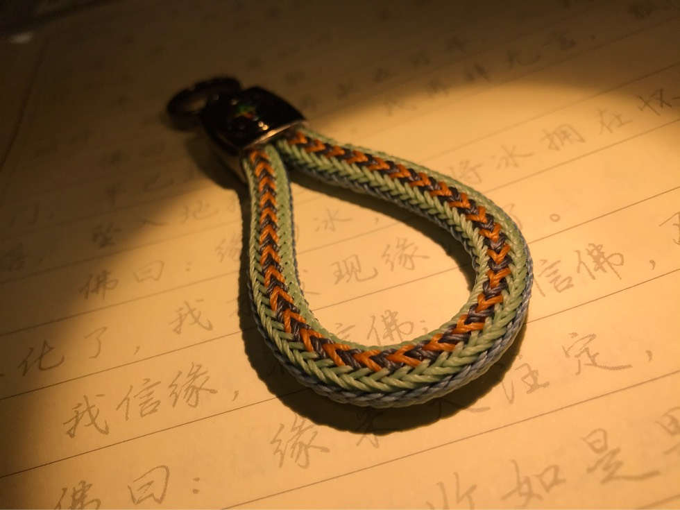 中国结论坛 蜡线钥匙扣 蜡线有什么用,手绳用蜡线还是玉线,蜡线哪种好,蜡线怎么脱蜡,蜡线包石头编织教程 作品展示 222626akv5mvmcl17gc7gx