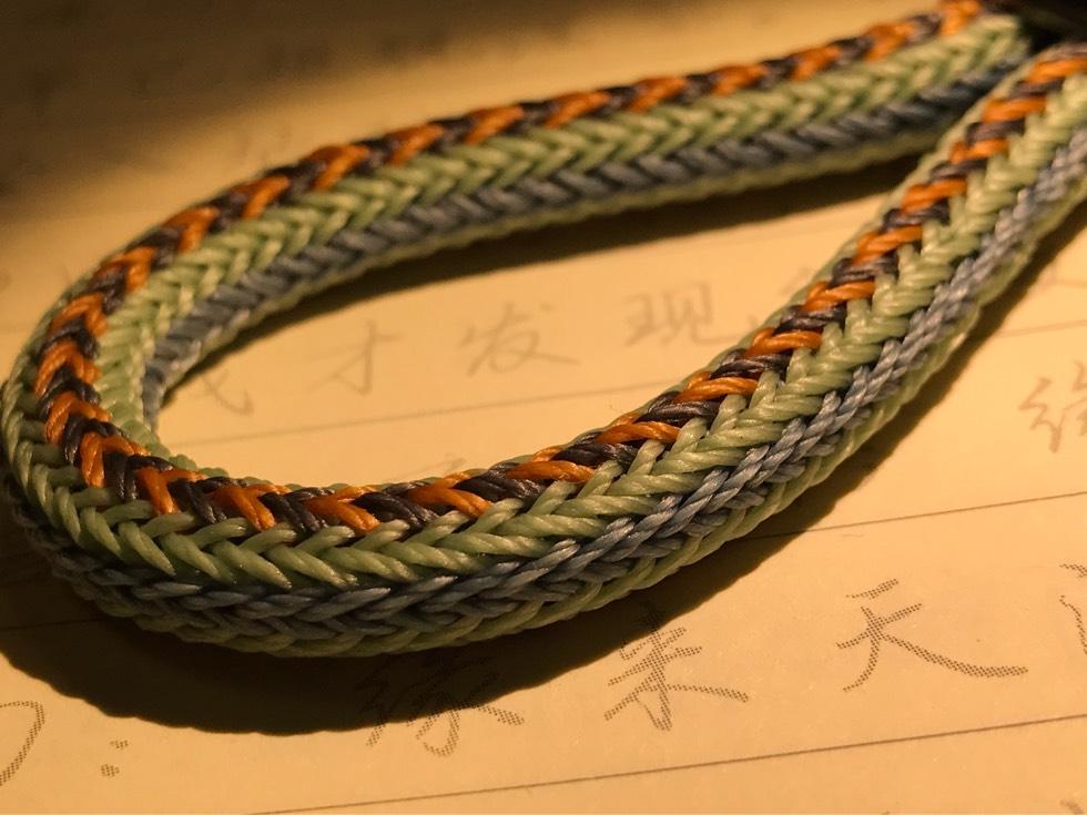 中国结论坛 蜡线钥匙扣 蜡线有什么用,手绳用蜡线还是玉线,蜡线哪种好,蜡线怎么脱蜡,蜡线包石头编织教程 作品展示 222627cvuvm8e6vhfvpz8n