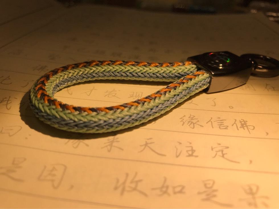 中国结论坛 蜡线钥匙扣 蜡线有什么用,手绳用蜡线还是玉线,蜡线哪种好,蜡线怎么脱蜡,蜡线包石头编织教程 作品展示 222628sfaa8gnfu6aa7zh7