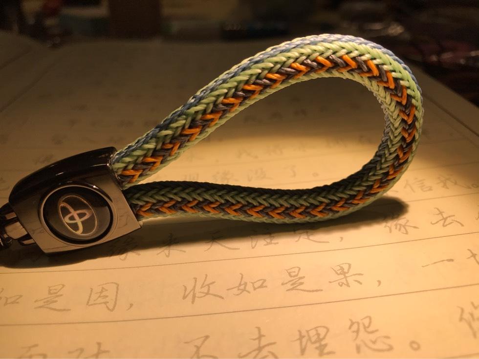 中国结论坛 蜡线钥匙扣 蜡线有什么用,手绳用蜡线还是玉线,蜡线哪种好,蜡线怎么脱蜡,蜡线包石头编织教程 作品展示 222631lzhmmghb8hgh9gbt