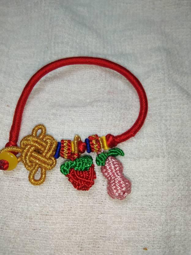 中国结论坛 自己做的手链 手链,自制手链展架怎么做,制作手链教程,自己编手链怎么编,简单做手链教程 作品展示 184452z05wta1xbvavahx8