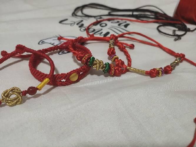 中国结论坛 手链,脚链 手链,脚链和手链都带红色的,手链和脚链哪个更重要,金脚链能打成手链吗 作品展示 203542sajzaraq4xa34arr