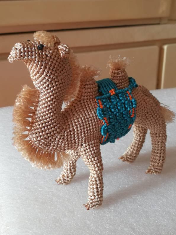 中国结论坛 骆驼完工 绅士骆驼进化 作品展示 092131j444474s8ticjkx4