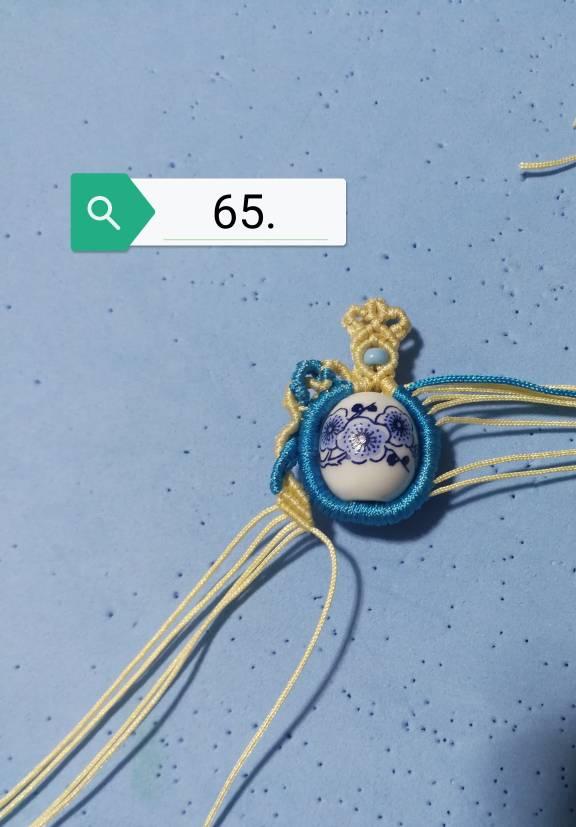 中国结论坛 项链坠做法:一边做一边拍照 项链,项链绳,项链绳编法 图文教程区 233618nmf3qifophfpp3mz