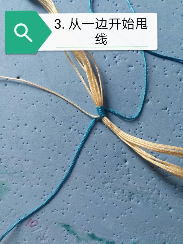 中国结论坛 项链坠做法:一边做一边拍照 项链,项链绳,项链绳编法 图文教程区 233621xczb7isbqbjqib1o
