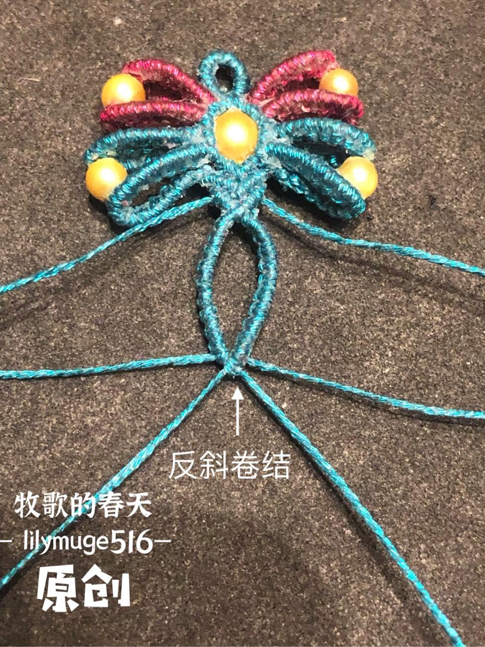 中国结论坛 原创 小蝴蝶教程 教程,蝴蝶手工折纸步骤图,小蝴蝶花朵的钩法视频,小蝴蝶怎么做手工,手工编织小蝴蝶教程 图文教程区 102541snnnh3uxnn4nv4i5