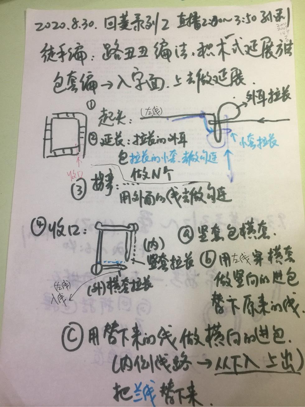 中国结论坛 徒手编回菱盘长系列教学2--回菱盘长的收口编法与技巧 双回菱盘长结编法图解,回菱盘长结,回菱滴水盘长结,双胞胎盘长结打法图解 视频教程区 174920a37i8e61vo2zyy2e