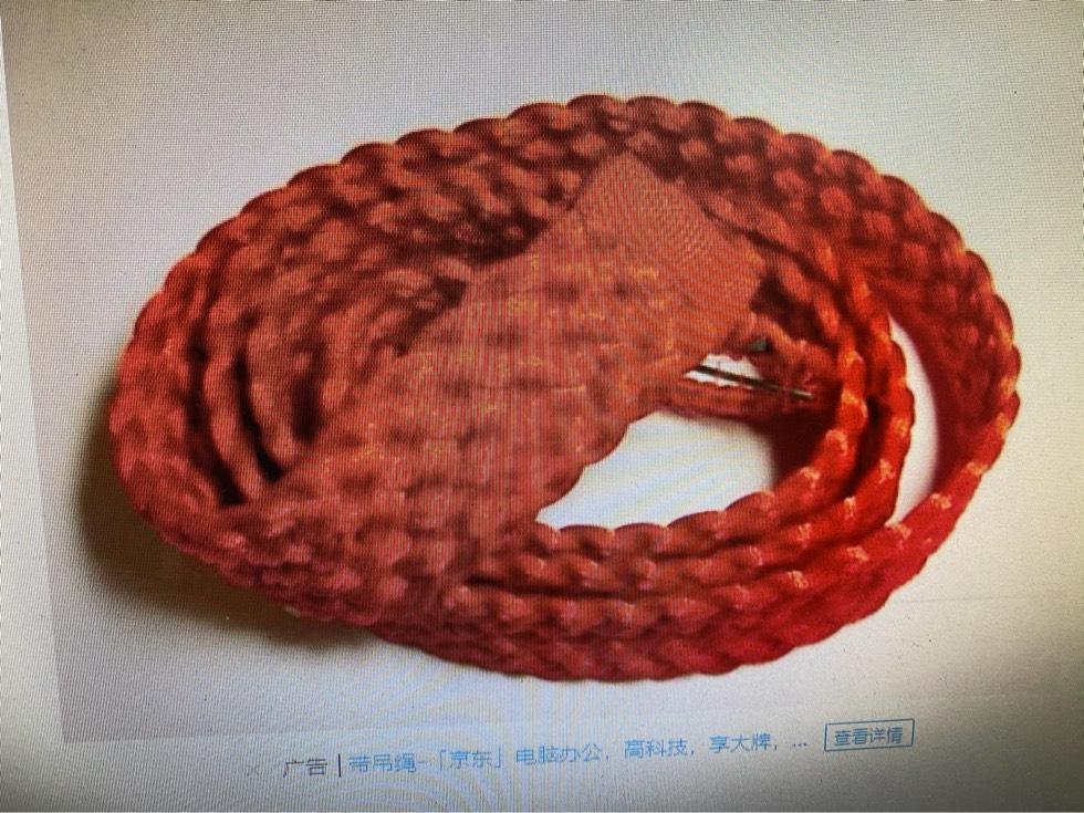 中国结论坛 求助图示皮带结如何编织? 二根绳子各种编法图解,一根绳子编法大全简单 结艺互助区 135616bvyssu866558vyyt