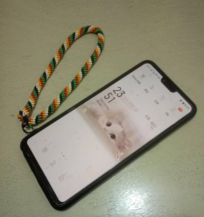 中国结论坛 参照教程做的手机绳 教程,简单制作手机长挂绳,一根绳子编法大全简单,如何编手机挂绳,手机壳怎么穿挂绳图解 作品展示 000001gqvnnq0qn530onf2
