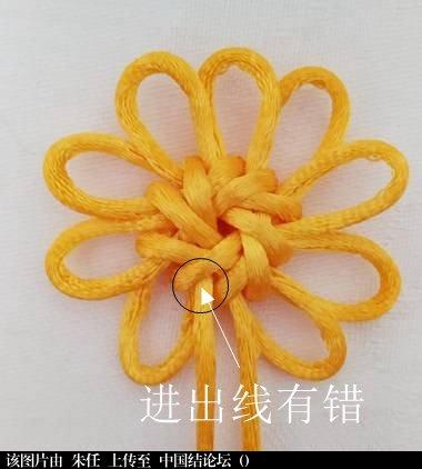 中国结论坛   中国绳结艺术分级达标审核 125028g163ftmf91ymkt69