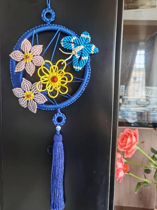中国结论坛 终于又回到大家庭里了。 小挂件,莲花,花嫁,蝴蝶,花卉 作品展示 230953v49dvrup9dr2v27o