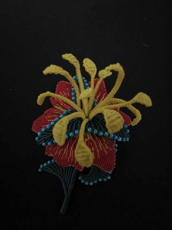 中国结论坛 罂魅花,终于完成了。 花卉,植物,罂魅花 作品展示 124712dcejqylle4ll7ljj