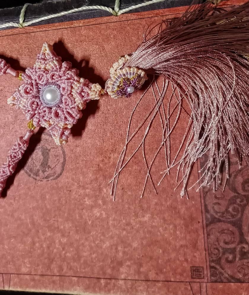 中国结论坛 钥匙扣 镶珠,斜卷结饰品,流苏 作品展示 003500ezrobgo198r6b1o1