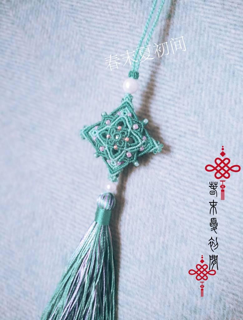 中国结论坛 《洛染》香包系列挂件 镶珠,香囊 作品展示 120933pc3cdo38339z98jj